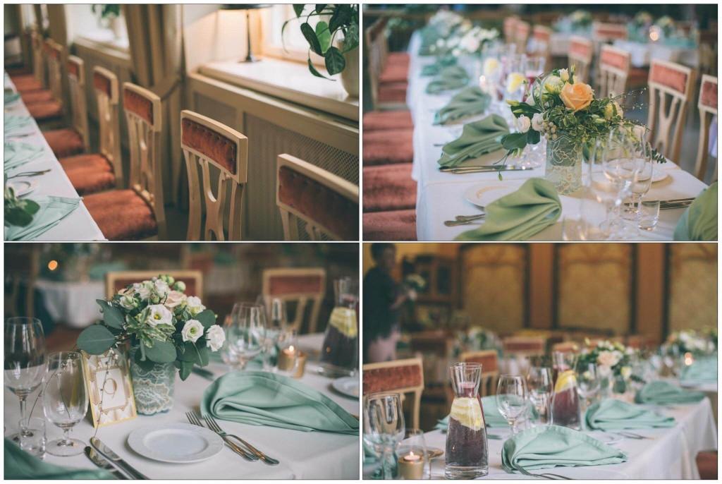 Romantiline Scheeli Restoran on ideaalne pulmapeo koht erinevatel aastaaegadel